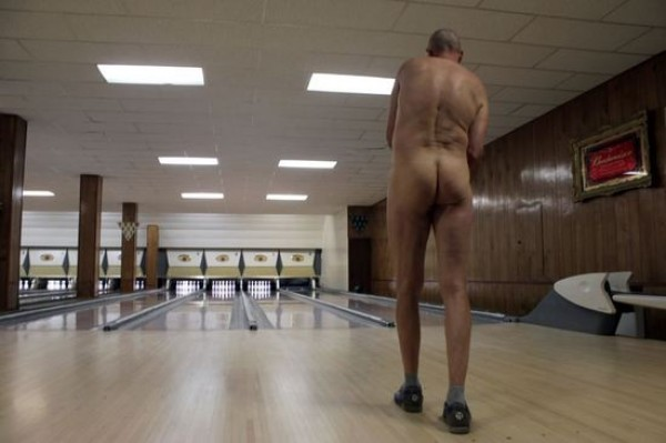 Nude Bowlers