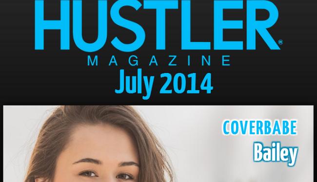 hustler magazine website