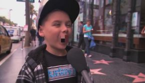 jimmy kimmel asks kids naughty words