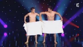towel dance les beaux freres