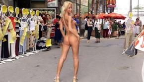 urban naked zones