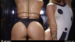 celebrities juiciest asses